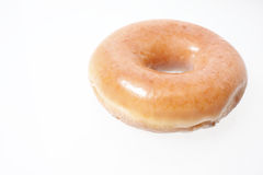 βερνικωμένη doughnut ζάχαρη Στοκ φωτογραφία με δικαίωμα ελεύθερης χρήσης