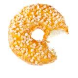 Βερνικωμένο doughnut στοκ φωτογραφίες με δικαίωμα ελεύθερης χρήσης