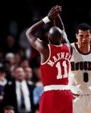 Βερνόν Maxwell, Houston Rockets Στοκ Φωτογραφίες