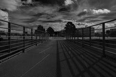 Βερολίνο από την ηλιοφάνεια Στοκ εικόνα με δικαίωμα ελεύθερης χρήσης