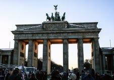 01 02 2011, Βερολίνο, Γερμανία Διάσημες θέες του Βερολίνου Αρχιτεκτονική της Γερμανίας Στοκ φωτογραφία με δικαίωμα ελεύθερης χρήσης