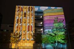 Βερολίνο, Γερμανία - 11 Οκτωβρίου 2017: Πρεσβεία της Δημοκρατίας του S Στοκ φωτογραφία με δικαίωμα ελεύθερης χρήσης