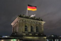 Βερολίνο Γερμανία Στοκ Φωτογραφία