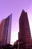 Βερολίνο Γερμανία platz potsdamer Στοκ εικόνα με δικαίωμα ελεύθερης χρήσης