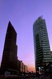 Βερολίνο Γερμανία platz potsdamer Στοκ φωτογραφία με δικαίωμα ελεύθερης χρήσης