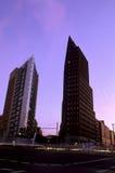 Βερολίνο Γερμανία platz potsdamer Στοκ φωτογραφίες με δικαίωμα ελεύθερης χρήσης