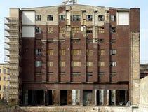 Βερολίνο που καταστρέφ&epsil Στοκ Φωτογραφίες