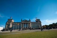Βερολίνο reichstag Στοκ φωτογραφία με δικαίωμα ελεύθερης χρήσης