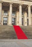 ΒΕΡΟΛΙΝΟ, ΓΕΡΜΑΝΙΑ - 11 ΑΠΡΙΛΊΟΥ 2014: Αίθουσα συναυλιών στο Gendarmenm Στοκ Εικόνα