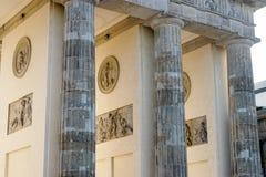 ΒΕΡΟΛΙΝΟ, GERMANY/EUROPE - 15 ΣΕΠΤΕΜΒΡΊΟΥ: Η πύλη του Βραδεμβούργου Mon Στοκ φωτογραφίες με δικαίωμα ελεύθερης χρήσης