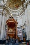 ΒΕΡΟΛΙΝΟ, GERMANY/EUROPE - 15 ΣΕΠΤΕΜΒΡΊΟΥ: Λεπτομέρεια του καθεδρικού ναού Στοκ εικόνες με δικαίωμα ελεύθερης χρήσης