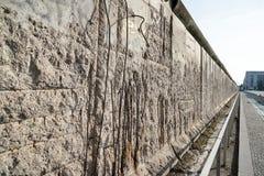 ΒΕΡΟΛΙΝΟ, GERMANY/EUROPE - 15 ΣΕΠΤΕΜΒΡΊΟΥ: Μέρος του παλαιού σοβιετικού W Στοκ Εικόνες