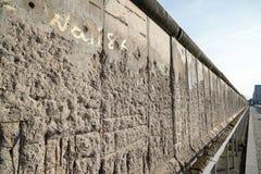 ΒΕΡΟΛΙΝΟ, GERMANY/EUROPE - 15 ΣΕΠΤΕΜΒΡΊΟΥ: Μέρος του παλαιού σοβιετικού W Στοκ Εικόνα