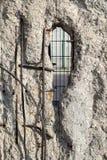 ΒΕΡΟΛΙΝΟ, GERMANY/EUROPE - 15 ΣΕΠΤΕΜΒΡΊΟΥ: Μέρος του παλαιού σοβιετικού W Στοκ εικόνες με δικαίωμα ελεύθερης χρήσης