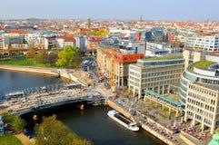 Βερολίνο Γερμανία Στοκ εικόνες με δικαίωμα ελεύθερης χρήσης