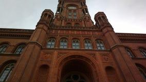 Βερολίνο Δημαρχείο Στοκ Εικόνες