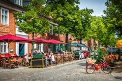 Βερολίνο Πότσνταμ και τα περίχωρά του Στοκ Εικόνες