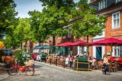 Βερολίνο Πότσνταμ και τα περίχωρά του Στοκ Φωτογραφία