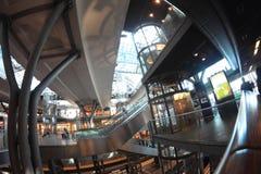 Βερολίνο Hauptbahnhof (κεντρικός σταθμός του Βερολίνου) Στοκ Εικόνες