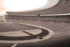 Βερολίνο ` s Ολυμπία Stadium Στοκ φωτογραφίες με δικαίωμα ελεύθερης χρήσης