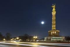 Βερολίνο Siegessaule Στοκ Εικόνες