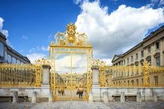 ΒΕΡΣΑΛΛΙΕΣ, ΓΑΛΛΙΑ η Royal Palace και κήπος στις Βερσαλλίες στοκ φωτογραφία