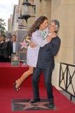 Βερόνικα Berti, Andrea Bocelli Στοκ Εικόνα