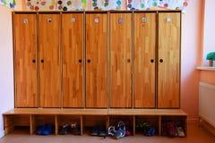 Βεστιάριο παιδικών σταθμών Στοκ φωτογραφία με δικαίωμα ελεύθερης χρήσης