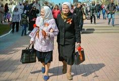 Βετεράνη πολέμου γιαγιάδων Στοκ Εικόνες