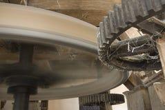 Βελγικό εσωτερικό watermill Στοκ εικόνες με δικαίωμα ελεύθερης χρήσης