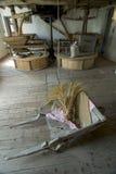 Βελγικό εσωτερικό watermill Στοκ Εικόνα