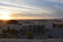 Βεδουίνη τακτοποίηση στο Negev, Arara, Ισραήλ Στοκ Εικόνες