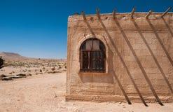 Βεδουίνο σπίτι Στοκ φωτογραφία με δικαίωμα ελεύθερης χρήσης