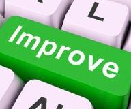 Βελτιώστε τα βασικά μέσα καλύτερα ή ενισχύστε Στοκ Εικόνες