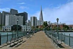 Βελόνα του Σαν Φρανσίσκο στοκ φωτογραφίες