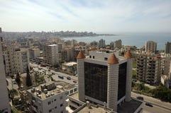 Βηρυττός Λίβανος στοκ εικόνα με δικαίωμα ελεύθερης χρήσης