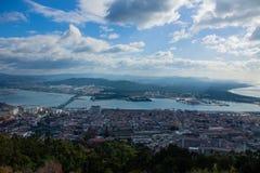 Βιάνα ντο Καστέλο - Πορτογαλία στοκ φωτογραφία