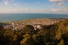 Βιάνα ντο Καστέλο - Πορτογαλία στοκ φωτογραφία με δικαίωμα ελεύθερης χρήσης