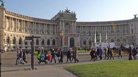 Βιέννη, Αυστρία - το Νοέμβριο του 2017: ιστορικό κέντρο της Βιέννης australites Η Βιέννη Wien είναι η κύρια και μεγαλύτερη πόλη φιλμ μικρού μήκους