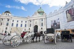 Βιέννη Αυστρία Στοκ Φωτογραφία