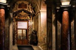 Βιέννη, μουσείο Kunsthistorisches Στοκ Φωτογραφία