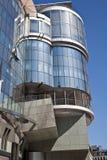 Βιέννη, πρόσοψη του σύγχρονου κτηρίου Στοκ Εικόνες