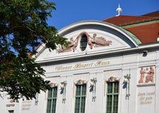 Βιέννη, Konzerthaus Στοκ Φωτογραφία
