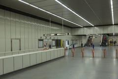 Βιέννη u-Bahn Στοκ φωτογραφίες με δικαίωμα ελεύθερης χρήσης