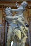 Βιασμός Proserpine, Galleria Borghese, Στοκ Εικόνες