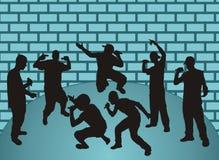 βιαστές Στοκ φωτογραφία με δικαίωμα ελεύθερης χρήσης