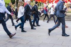 Βιασύνη απογεύματος Στοκ φωτογραφία με δικαίωμα ελεύθερης χρήσης