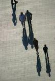 βιασύνη επάνω Στοκ Εικόνα