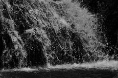 Βιασύνη νερού Στοκ φωτογραφία με δικαίωμα ελεύθερης χρήσης