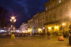 Βιασύνη οδών βραδιού Στοκ φωτογραφία με δικαίωμα ελεύθερης χρήσης